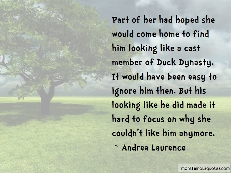 Andrea Laurence Quotes Pictures 3