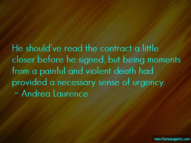 Andrea Laurence Quotes Pictures 4