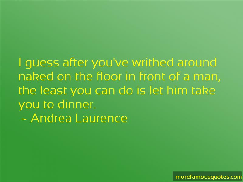 Andrea Laurence Quotes