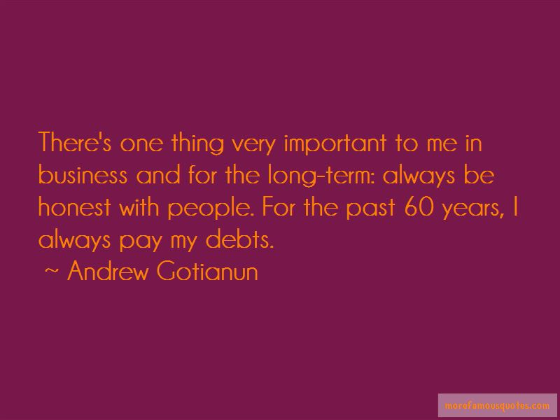 Andrew Gotianun Quotes Pictures 3