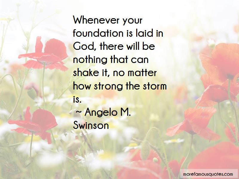 Angelo M. Swinson Quotes Pictures 2