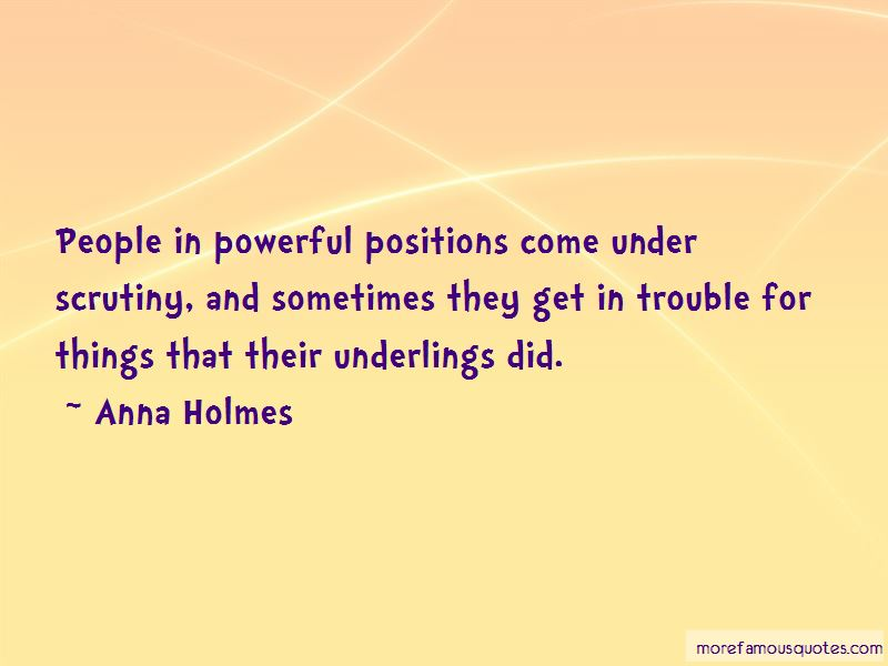 Anna Holmes Quotes Pictures 4
