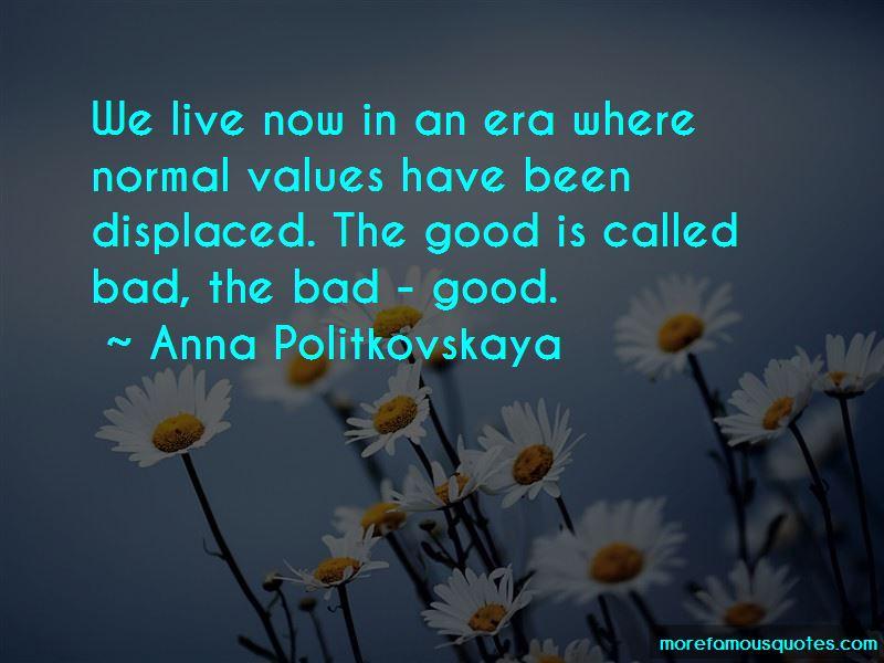 Anna Politkovskaya Quotes Pictures 2