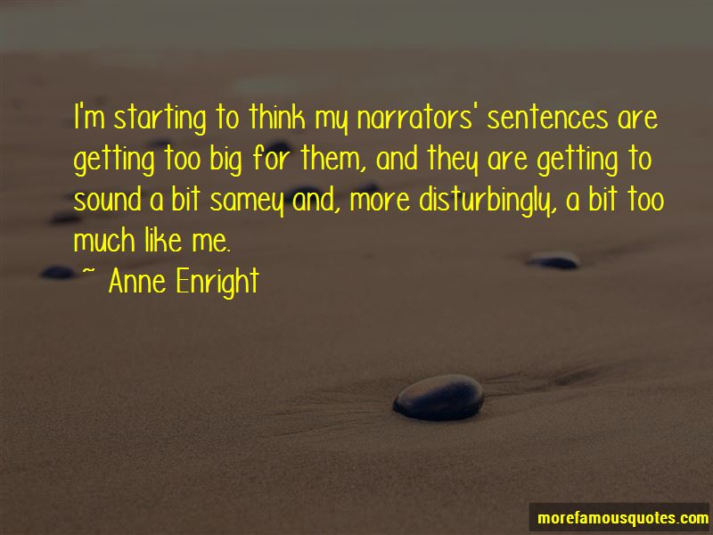 Anne Enright Quotes Pictures 2