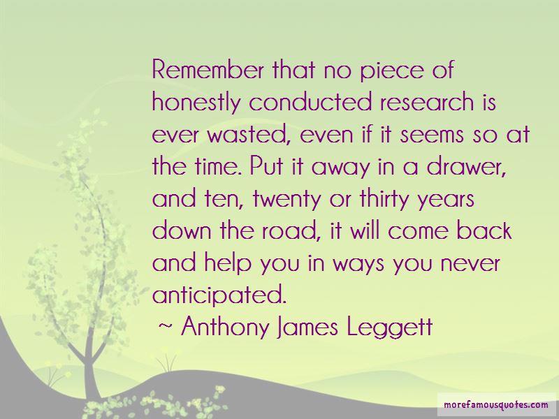 Anthony James Leggett Quotes Pictures 2