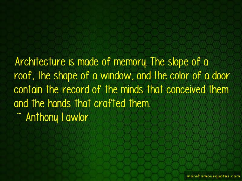 Anthony Lawlor Quotes Pictures 3