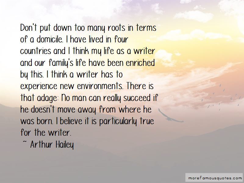 Arthur Hailey Quotes Pictures 4