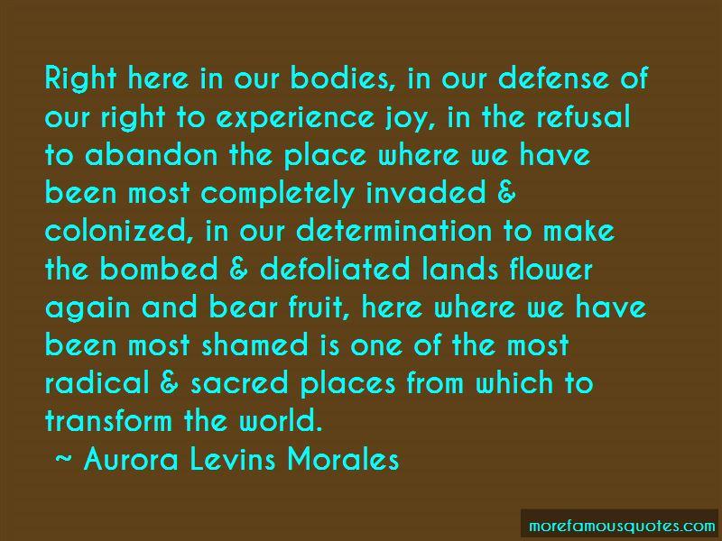 Aurora Levins Morales Quotes Pictures 3