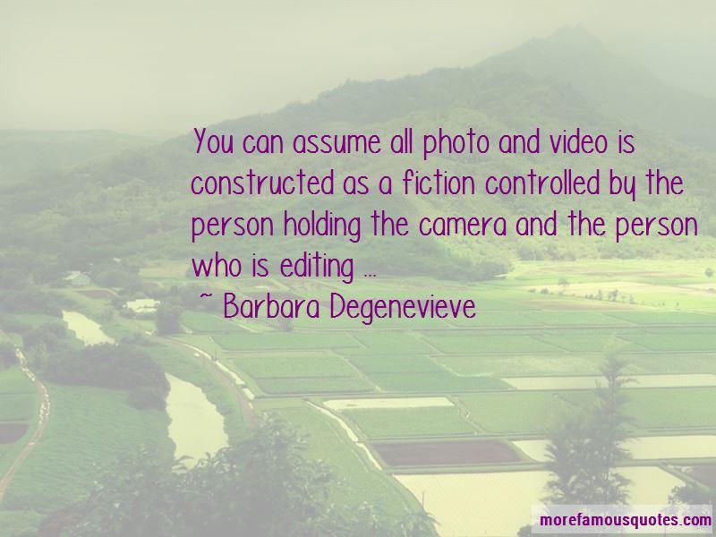 Barbara Degenevieve Quotes Pictures 2