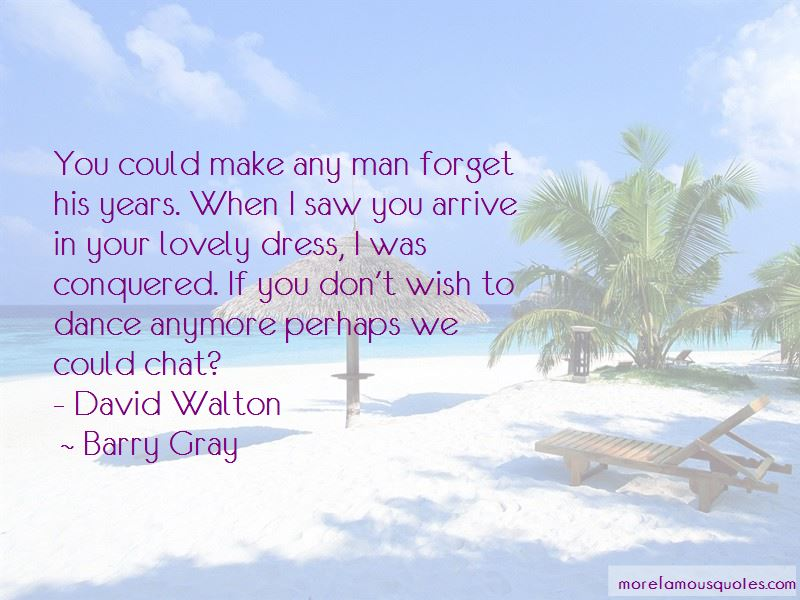 Barry Gray Quotes