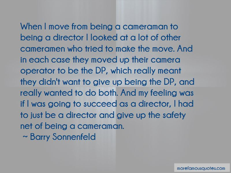 Barry Sonnenfeld Quotes Pictures 3