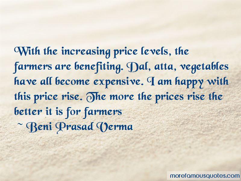 Beni Prasad Verma Quotes