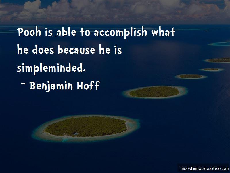 Benjamin Hoff Quotes Pictures 3