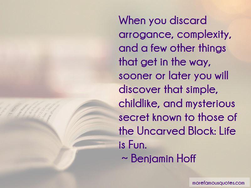 Benjamin Hoff Quotes Pictures 4