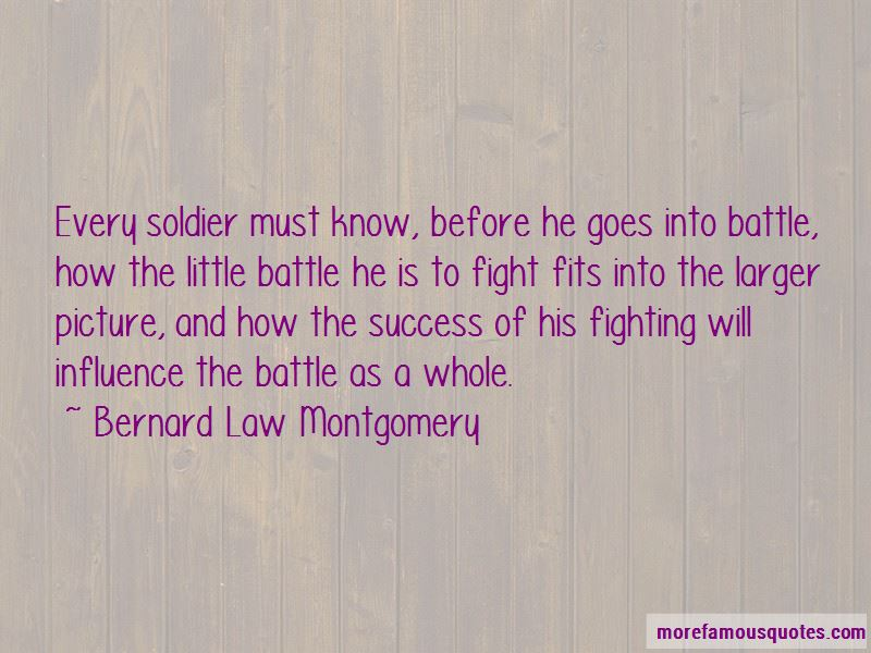 Bernard Law Montgomery Quotes Pictures 3