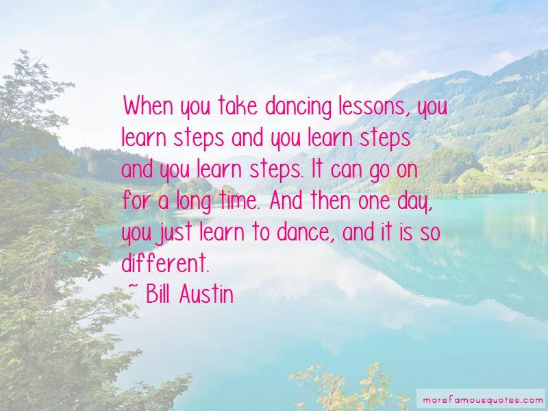 Bill Austin Quotes Pictures 2