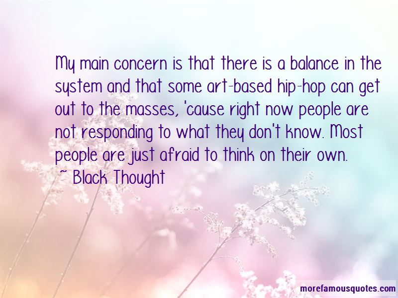 Black Thought Quotes Pictures 2