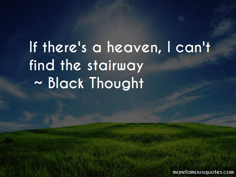 Black Thought Quotes Pictures 4
