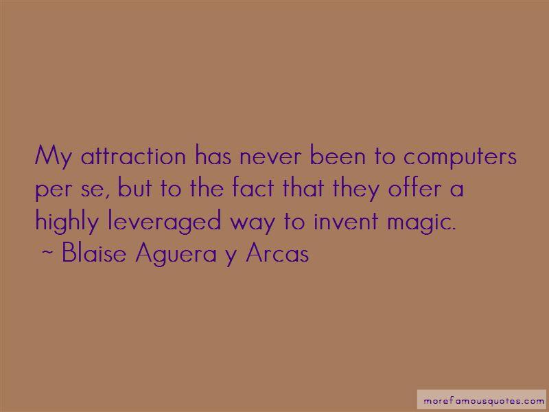 Blaise Aguera Y Arcas Quotes Pictures 2