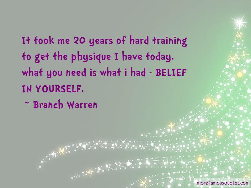 Branch Warren Quotes Pictures 4