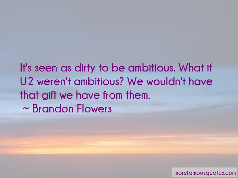 Brandon Flowers Quotes Pictures 2
