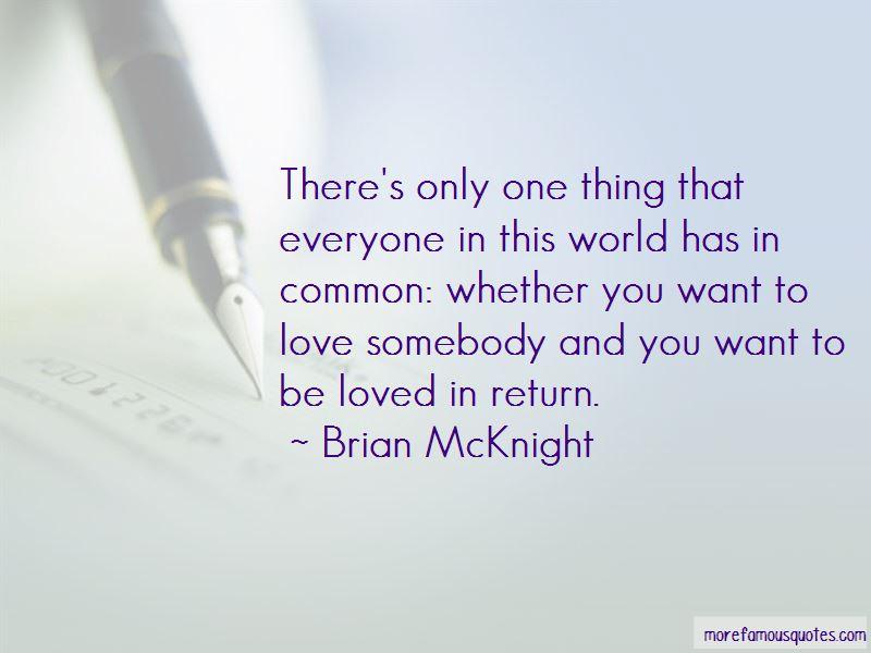 Brian McKnight Quotes Pictures 2