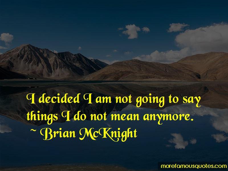 Brian McKnight Quotes Pictures 4