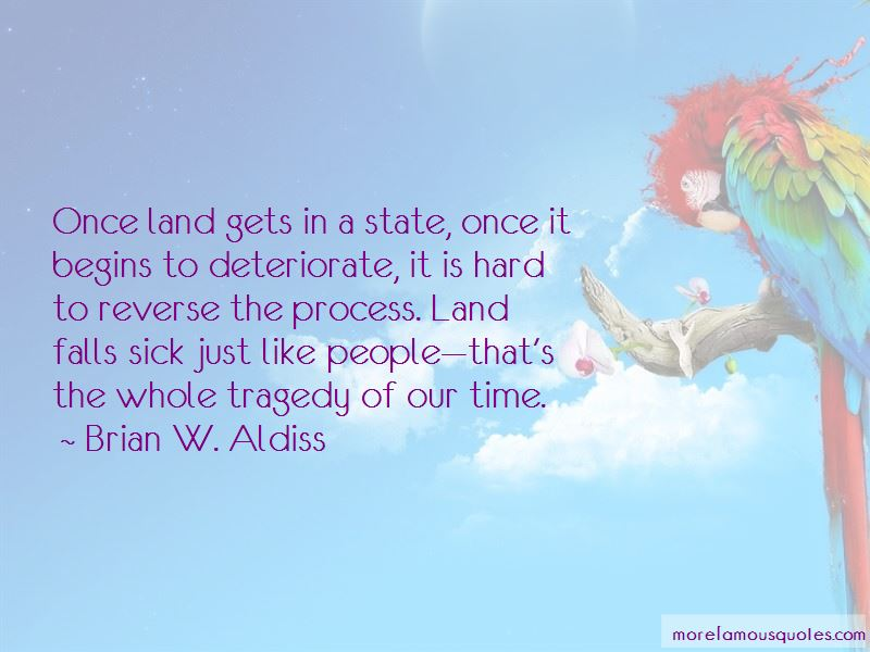 Brian W. Aldiss Quotes Pictures 3