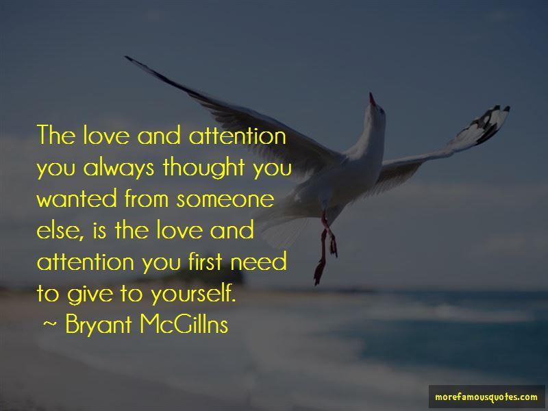Bryant McGillns Quotes Pictures 2