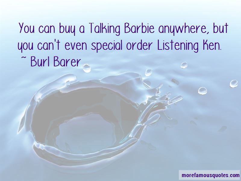 Burl Barer Quotes Pictures 3