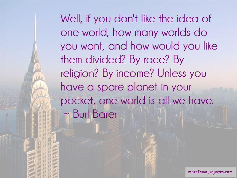 Burl Barer Quotes