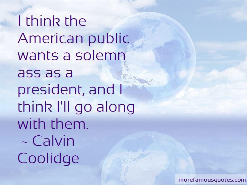 Calvin Coolidge Quotes Pictures 2