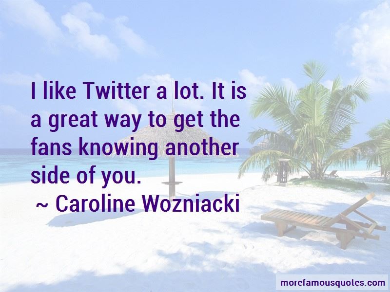 Caroline Wozniacki Quotes Pictures 4