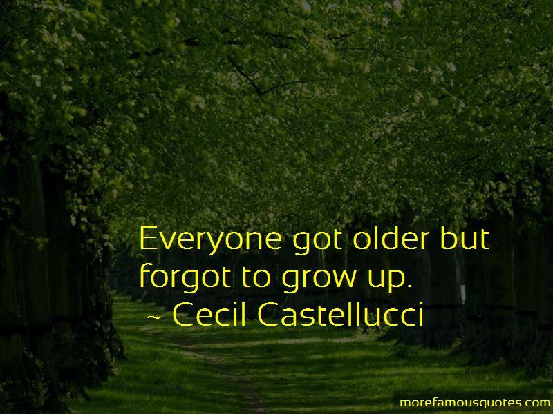 Cecil Castellucci Quotes Pictures 2