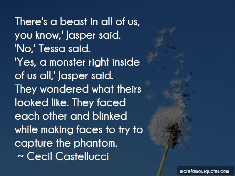 Cecil Castellucci Quotes Pictures 3