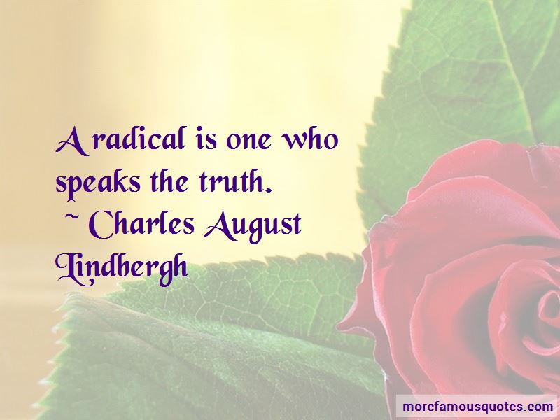 Charles August Lindbergh Quotes Pictures 4