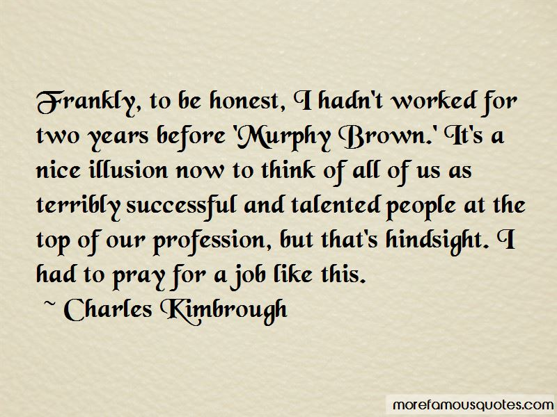 Charles Kimbrough Quotes Pictures 2