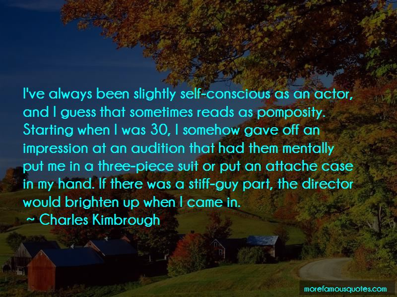 Charles Kimbrough Quotes Pictures 3