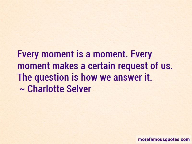 Charlotte Selver Quotes Pictures 2