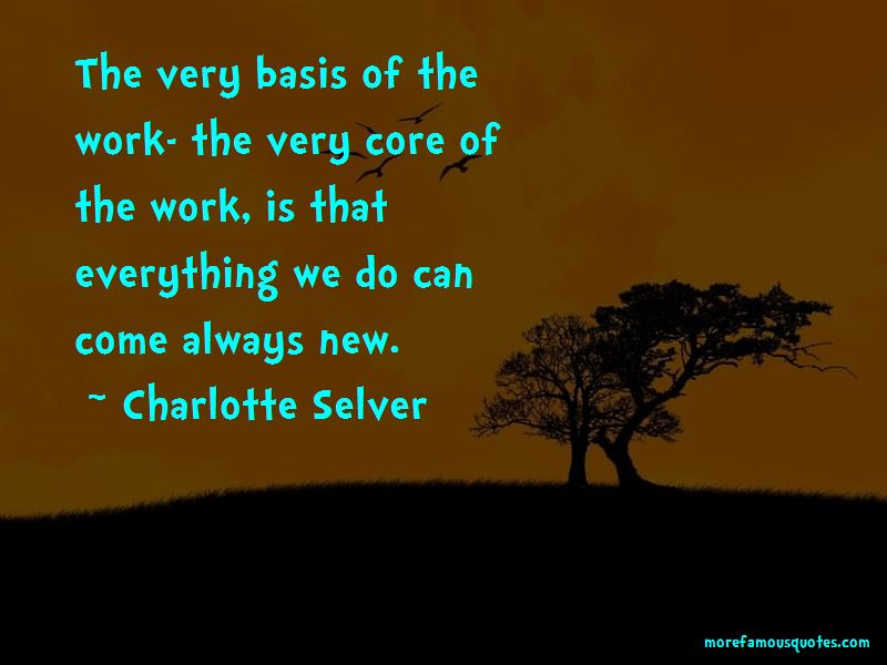 Charlotte Selver Quotes Pictures 4