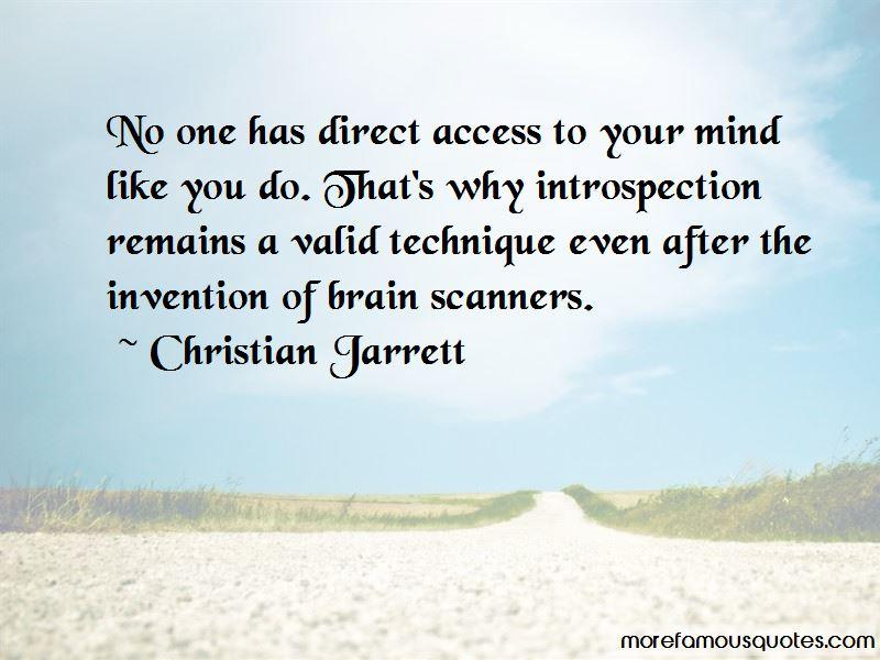 Christian Jarrett Quotes Pictures 2