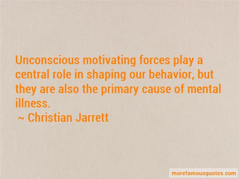 Christian Jarrett Quotes