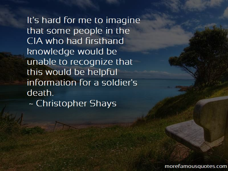 Christopher Shays Quotes Pictures 3