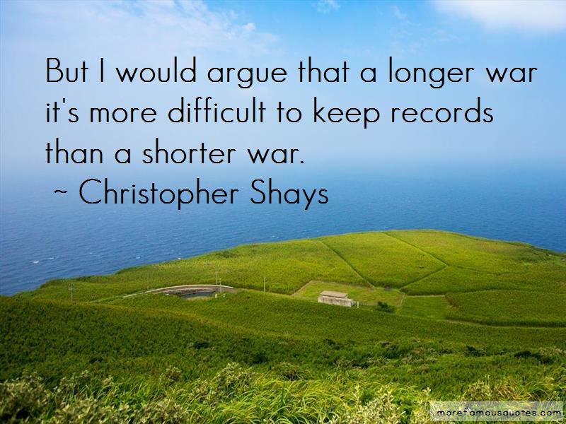 Christopher Shays Quotes Pictures 4
