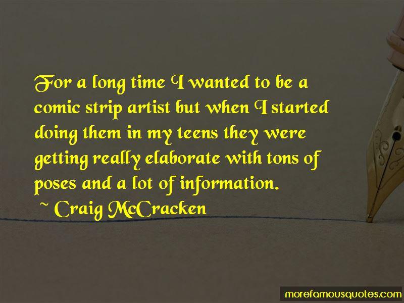 Craig McCracken Quotes Pictures 3