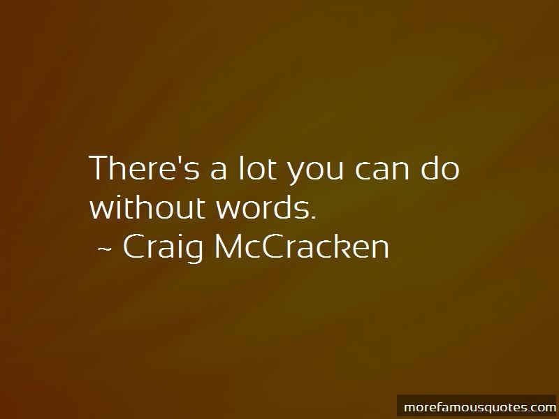Craig McCracken Quotes