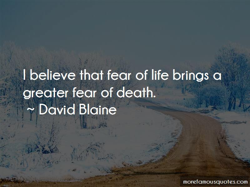 David Blaine Quotes Pictures 4