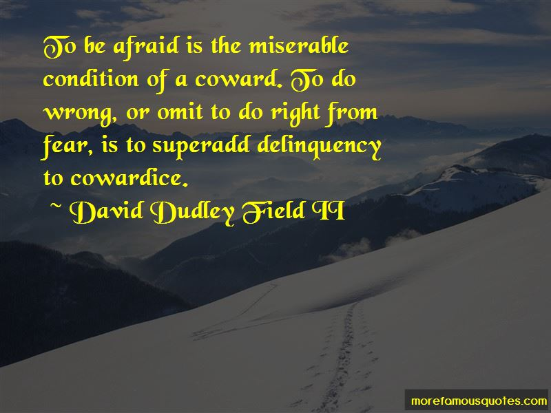 David Dudley Field II Quotes Pictures 2