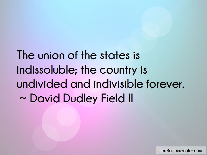 David Dudley Field II Quotes Pictures 3