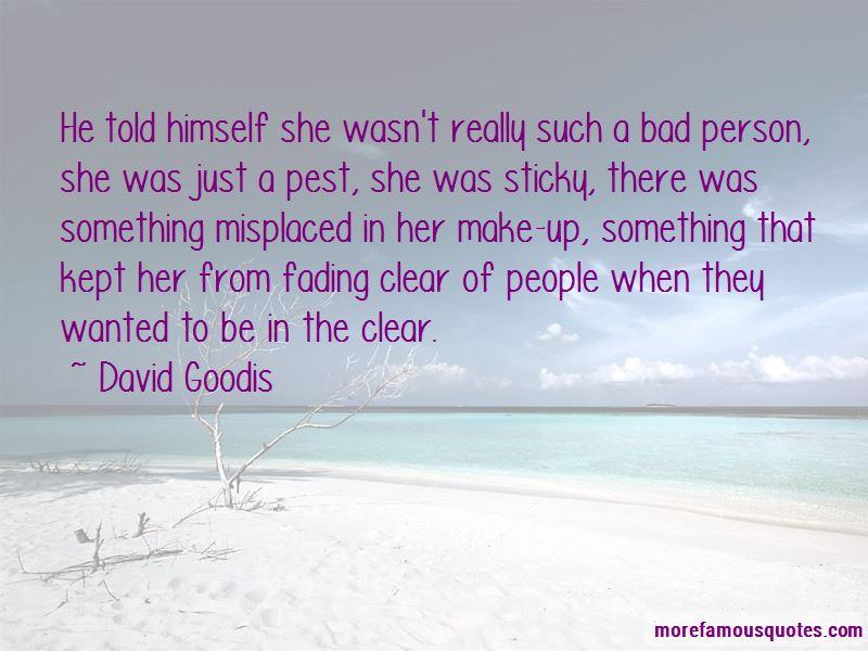 David Goodis Quotes Pictures 2